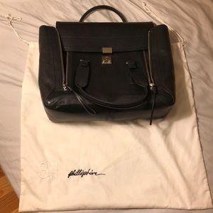 3.1 Phillip Lim - Pashli Large Leather Satchel